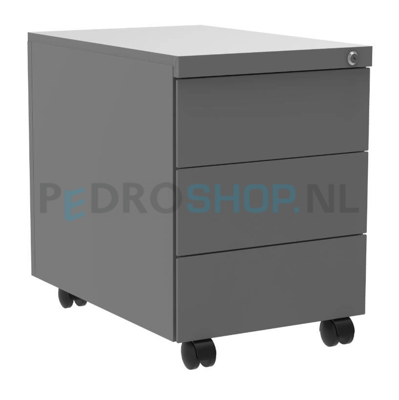 pdc aluminium ladeblok 3 laden 80 cm diep goedkoop online